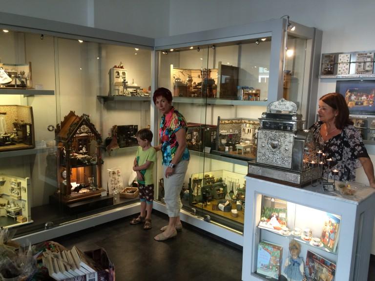 Das Erfurter Puppenmuseum