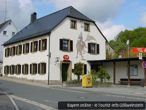 Fränkisches Spielzeugmuseum, Gössweinstein