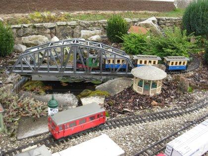 Modellbahnmuseum Muggendorf, Fränkische Schweiz