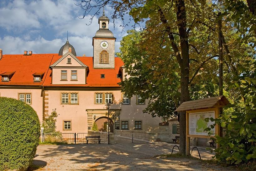 Schloss Tennenberg, Waltershausen