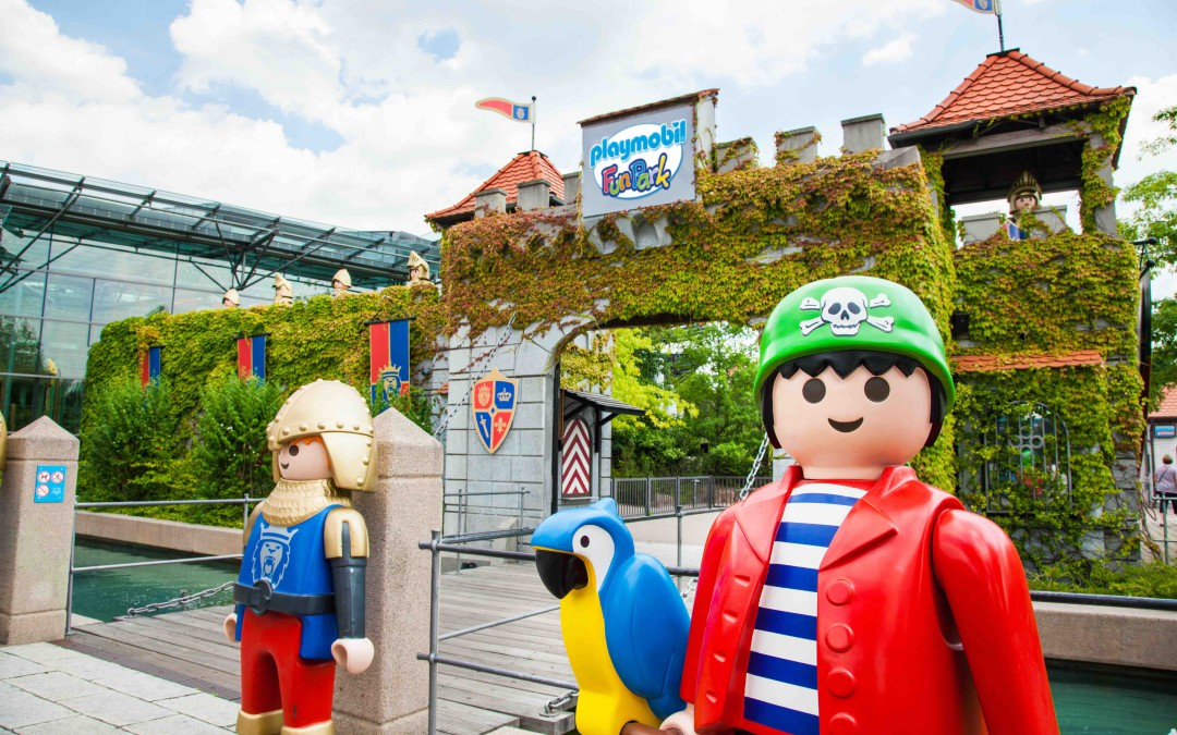 Playmobil-Fun Park