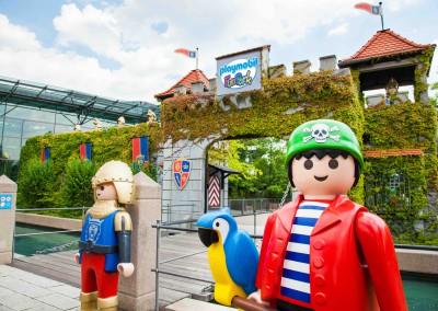 Playmobil-Fun Park