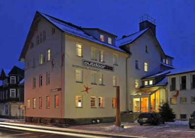 outdoor inn – Sporthotel Steinach