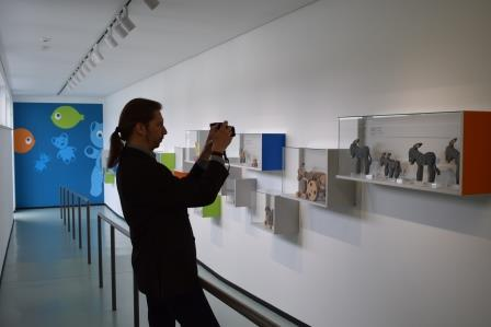 Designergang im Ali Kurt Baumgartenmuseum