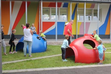 Spielende Kinder Stiftung Judenbach