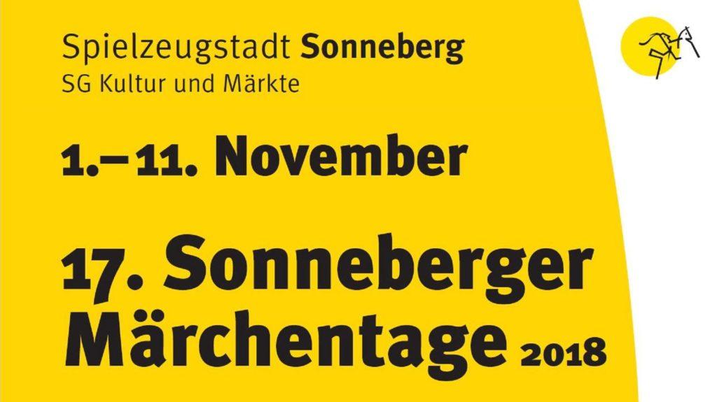 Sonneberger Märchentage Logo