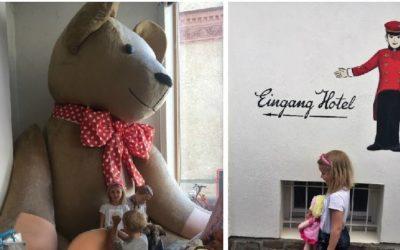 Familienbloggerin Mama und die Matschhose bereist die Deutsche Spielzeugstraße